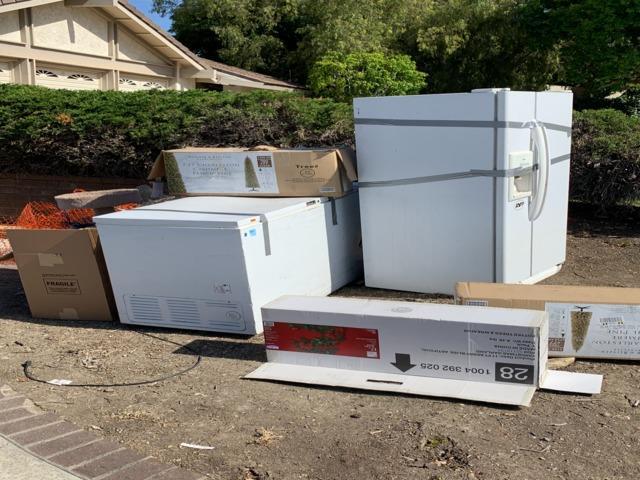 Appliance & Junk Removal from Villa Park, CA