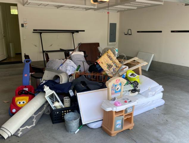 Garage Clean-Out in Ladera Ranch, CA
