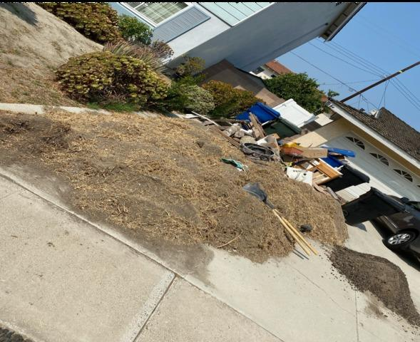 Dirt and Yard Debris Removal in Cypress, CA