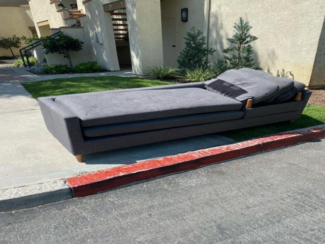 Sofa Removal in Rancho Santa Margarita, CA