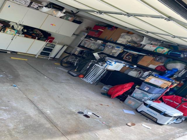 Garage Clean-Out in Rancho Santa Margarita, CA