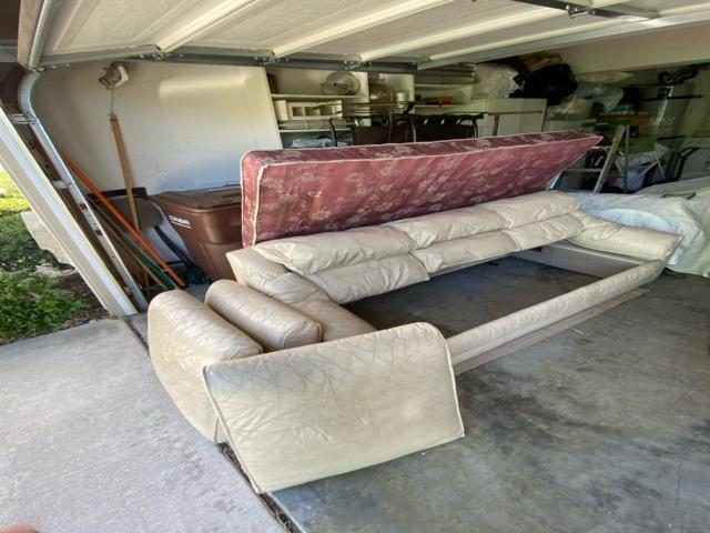 Mattress and Sofa Removal in Rancho Santa Margarita, CA