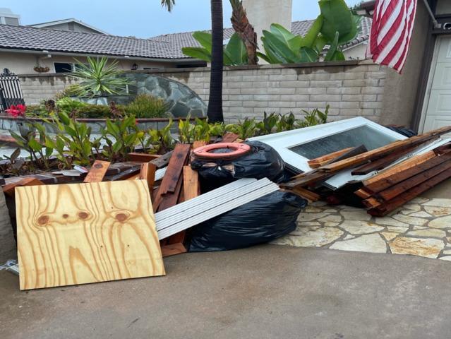 Construction Debris Haul Away in Mission Viejo, CA