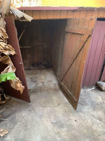 Shed Clean Out in Garden Grove, CA