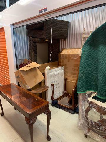 Storage Unit Cleanout in Santa Ana, CA