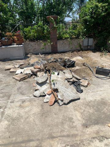 Construction Material Removal in Brea, CA