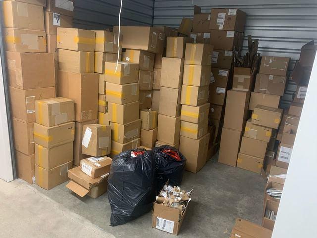 Storage Unit Removal in Anaheim, CA