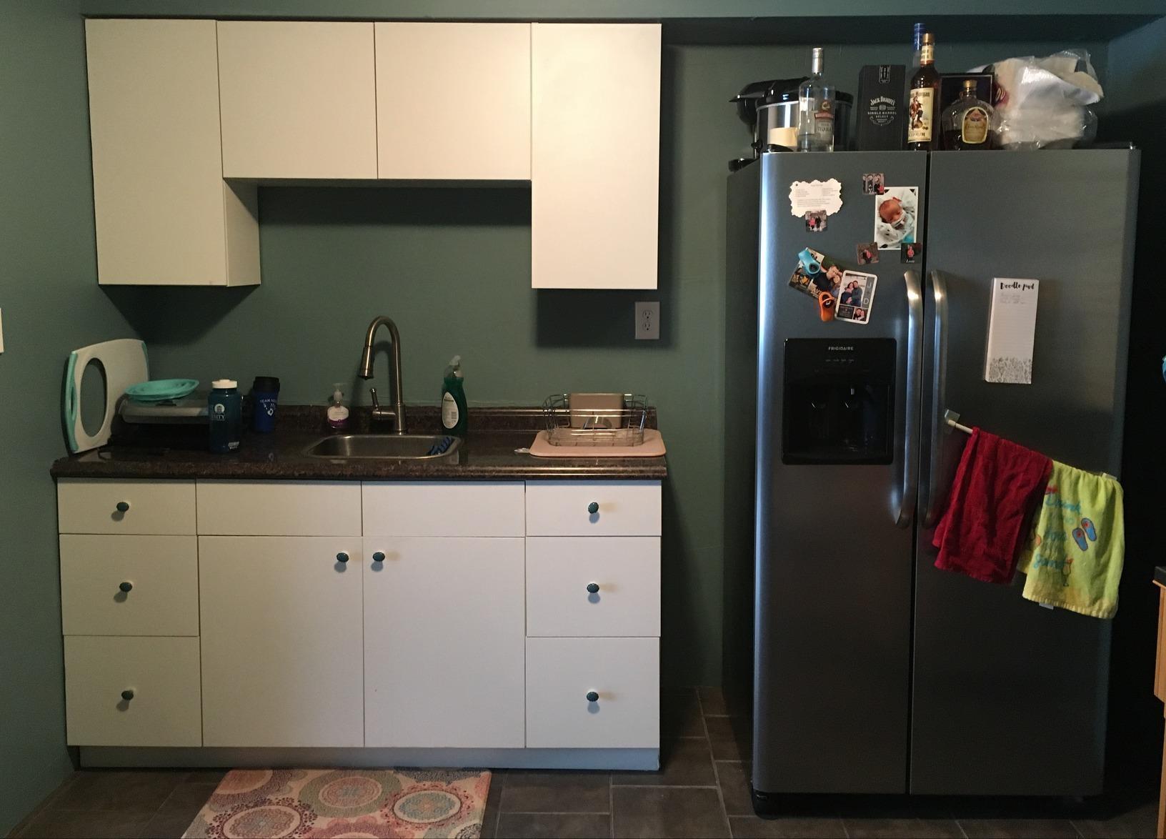 Jonathan H., Pittsburgh, PA - Kitchen Remodel - Before Photo