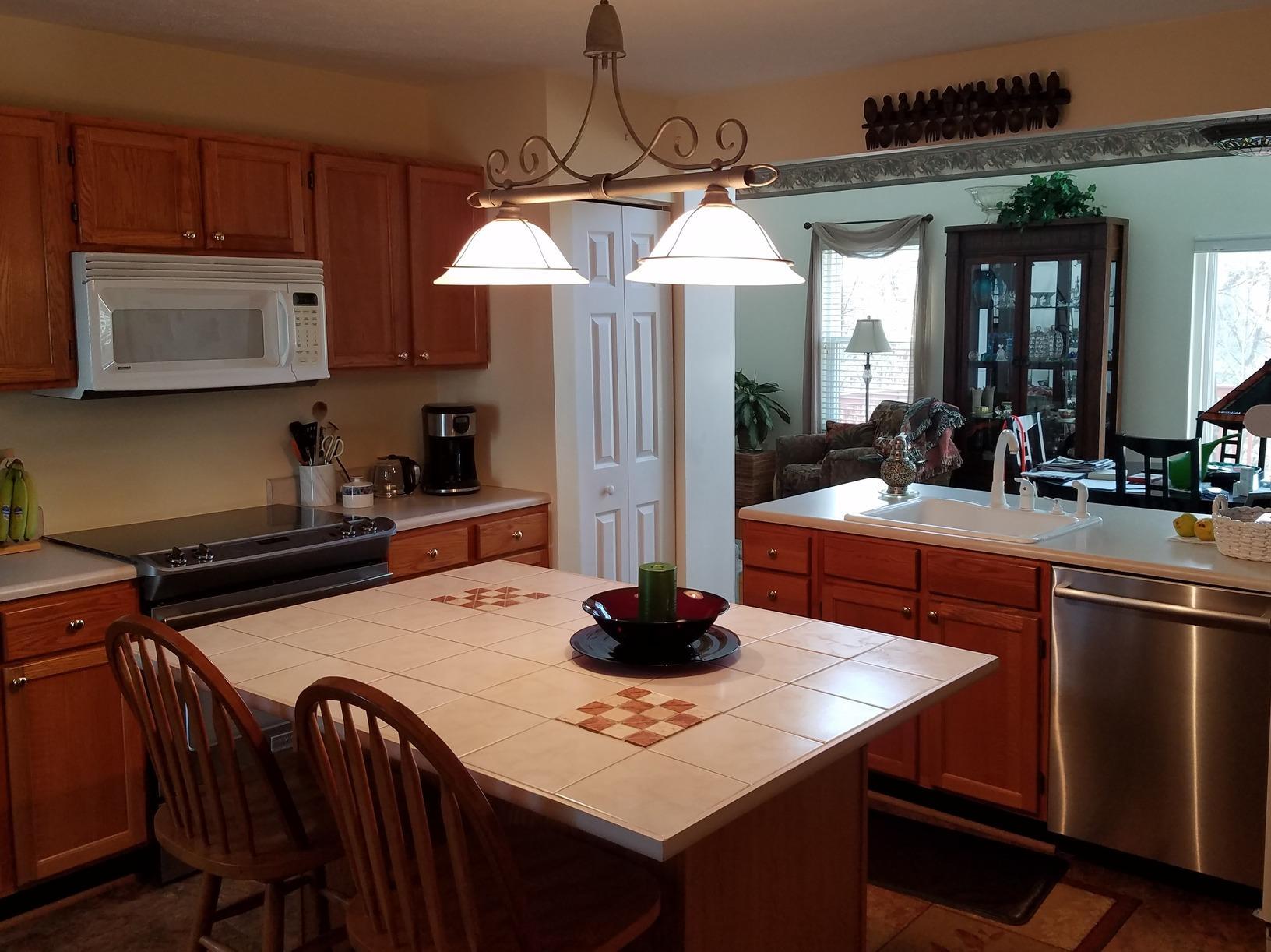 John H., Lawrence, PA - Kitchen Remodel - Before Photo