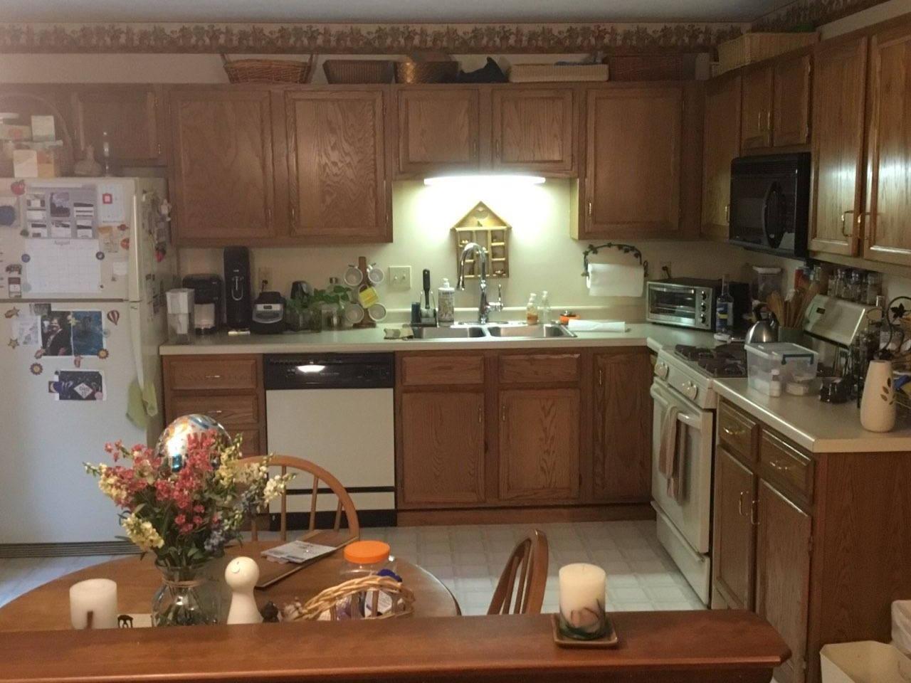 Carol N., Wexford - Full kitchen remodel - Before Photo