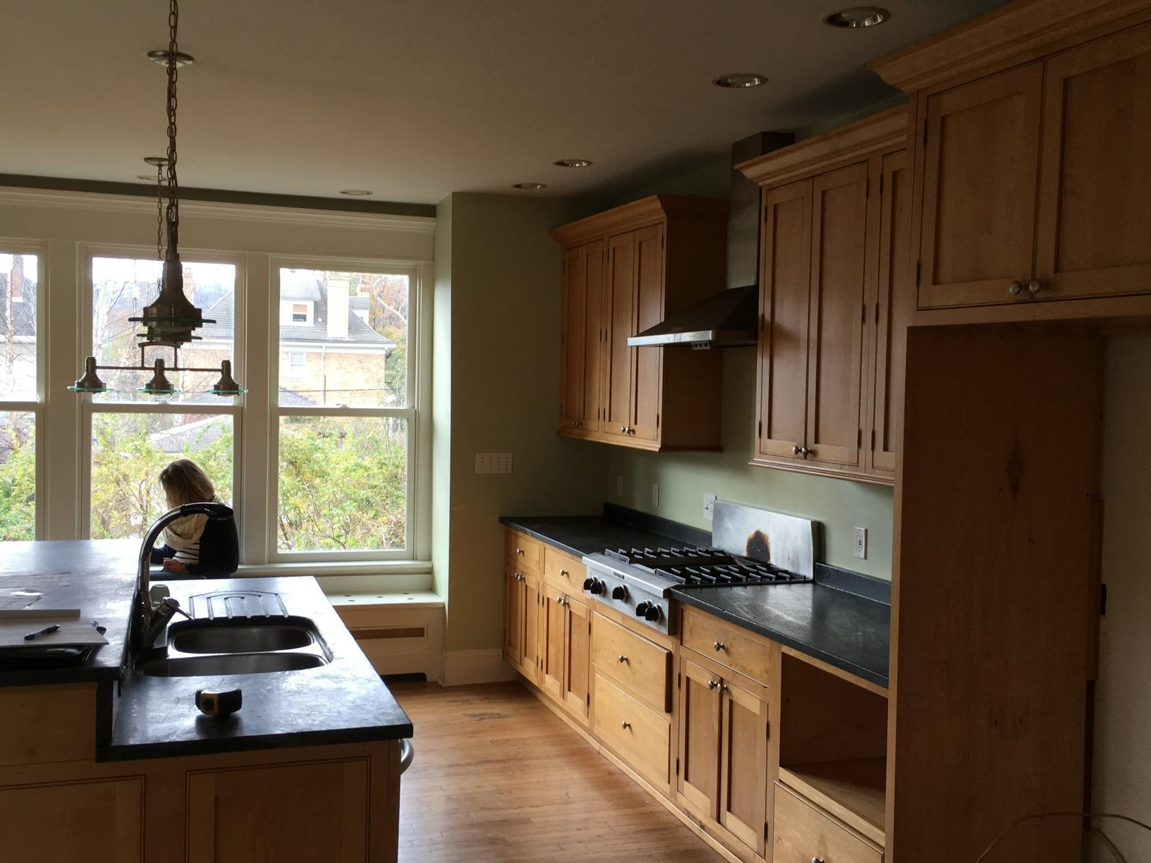 Jordan D., Sewickly, PA -  Full kitchen remodel - Before Photo