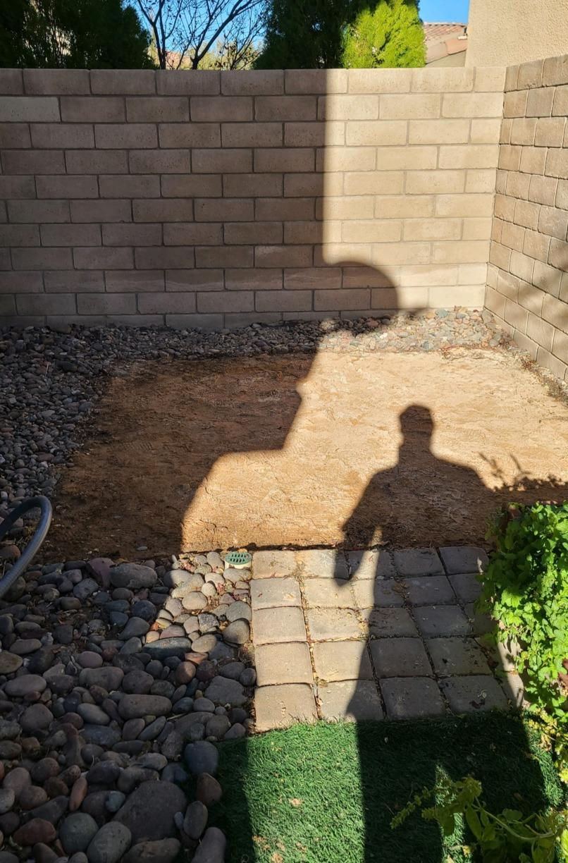 Hot Tub Removal in Las Vegas, NV - After Photo