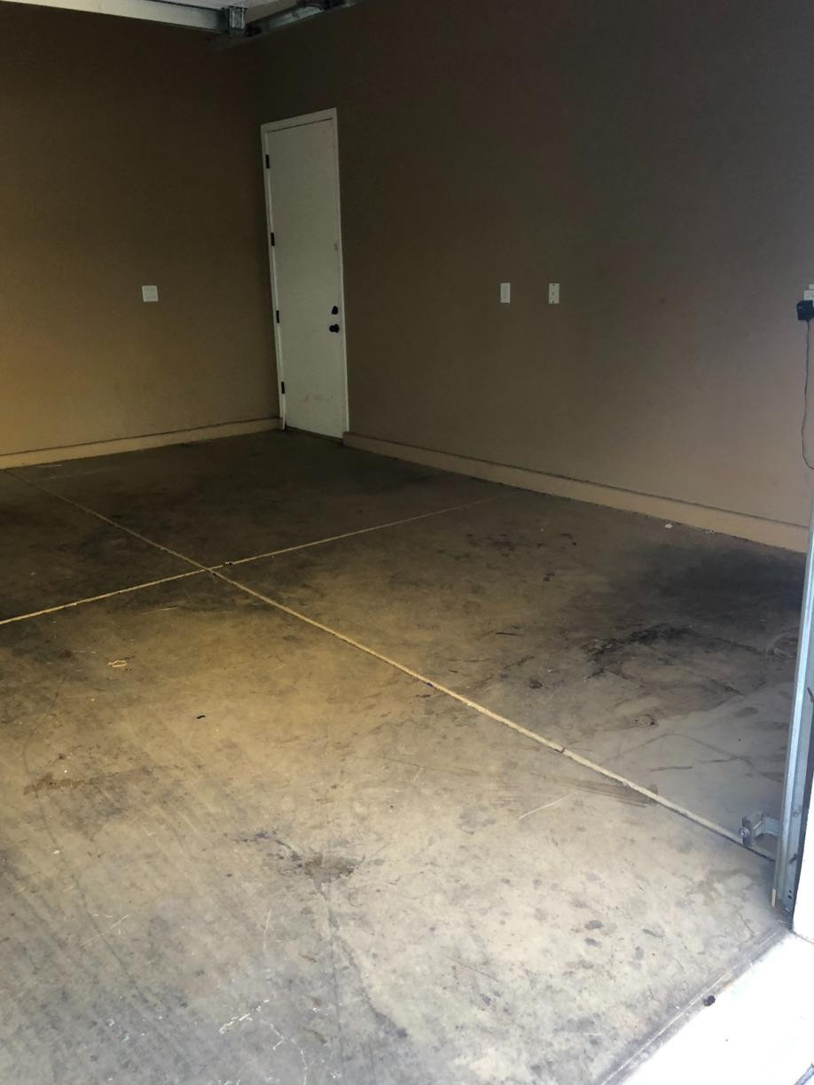 Garage Cleanout in Summerlin, NV - After Photo