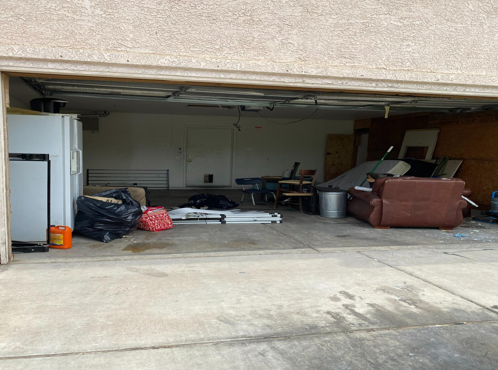 Junk Removal in Henderson, NV - Before Photo
