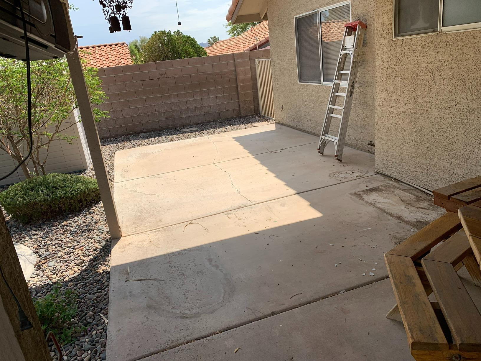 Junk Removal in Henderson, Nevada - After Photo