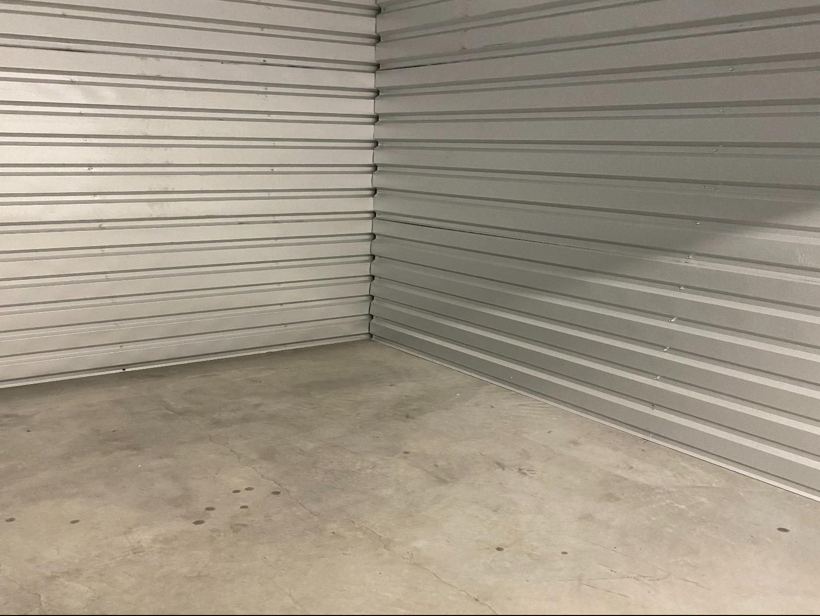 Storage Unit Clean-Out in Enterprise, Nevada - After Photo
