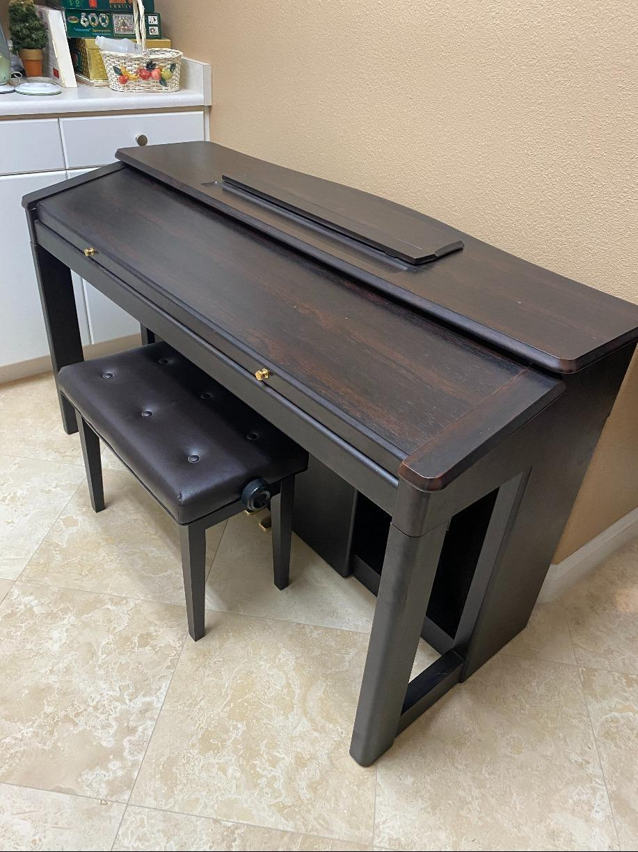Piano Removal in Anthem Nevada - Before Photo