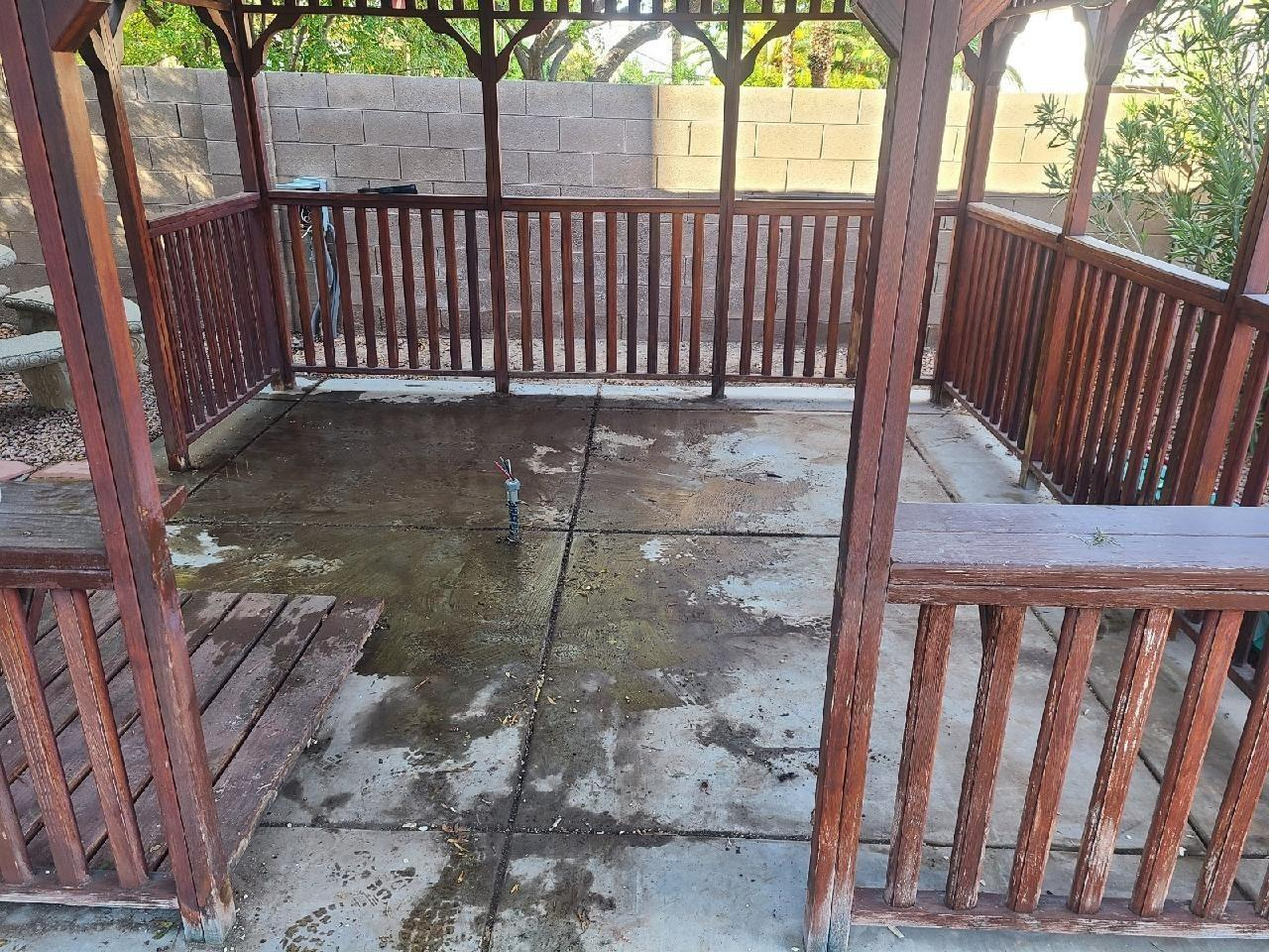 Hot Tub Removal in Henderson, NV - After Photo