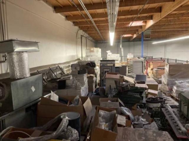 Warehouse Cleanout, Las Vegas, NV