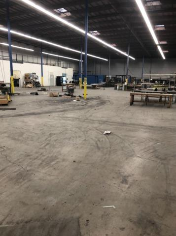 Warehouse Cleanout, Las Vegas, NV - After Photo