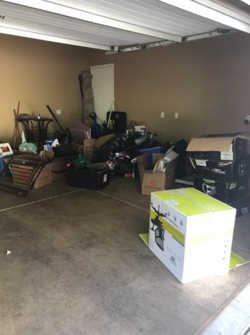 Garage Cleanout in Summerlin, NV