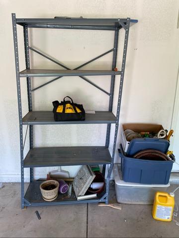 Garage Cleaning in Seven Hills Nevada