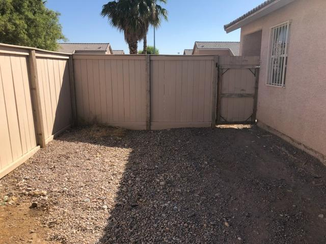 Junk Removal in North Las Vegas - After Photo