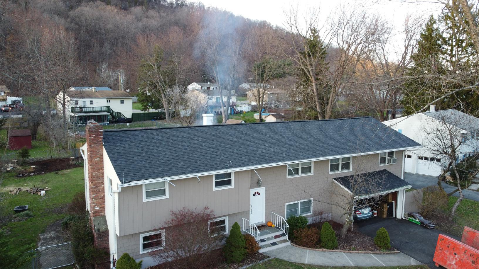 Roof Replacement in Monroe, NY - After Photo