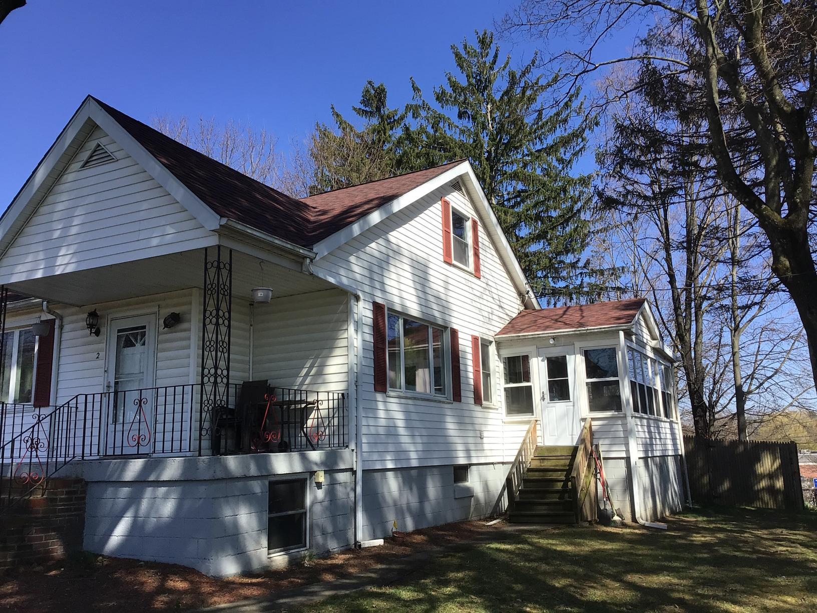 Colorful Roof Replacement in Poughkeepsie, NY - After Photo