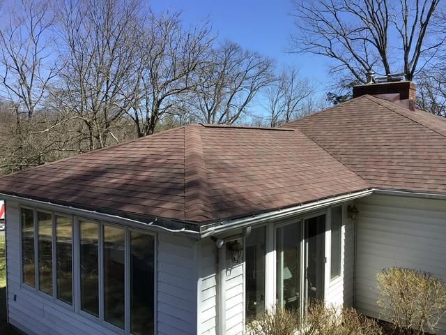 Beautiful Roof Replacement in Armonk, NY
