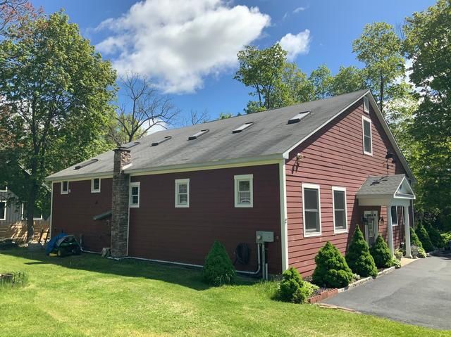 Dance Studio Roof Replacement in Rhinebeck, NY