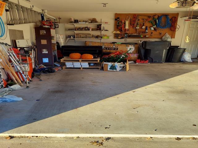 Garage Cleanout in Allen, Texas