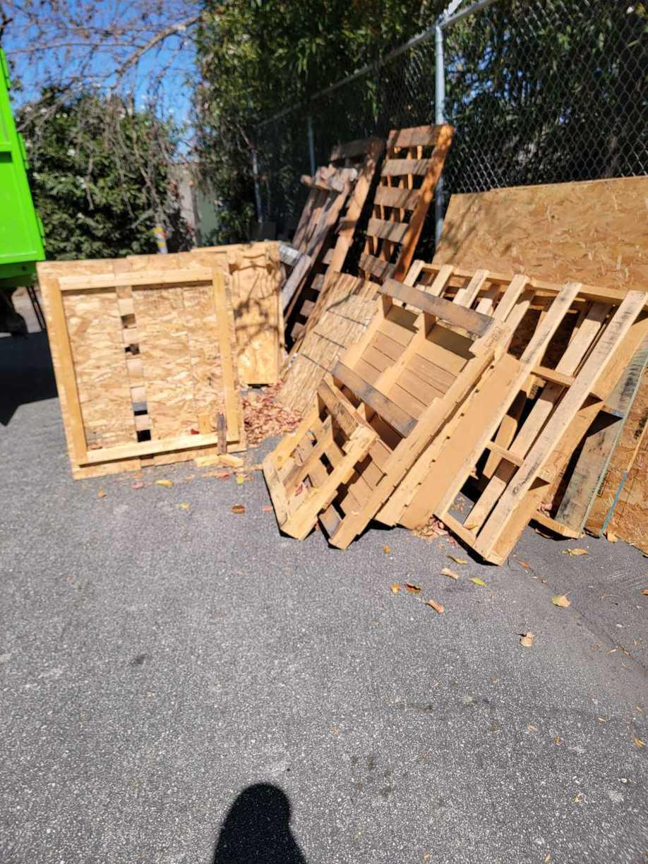 Commercial Cleanup Service in Morgan Hill, CA - Before Photo