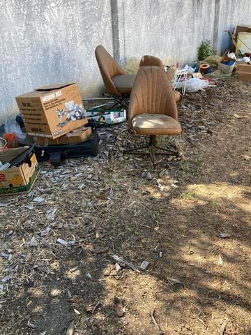 Yard Debris Cleanout Services in Mountain View, CA