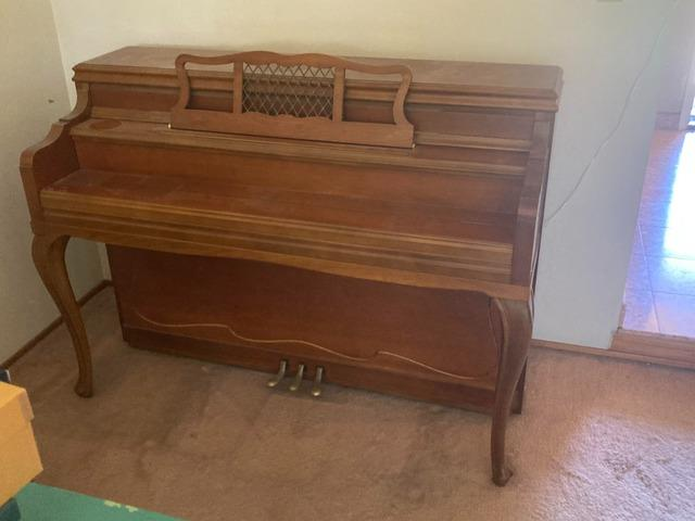 Piano removal in Sunnyvale, CA