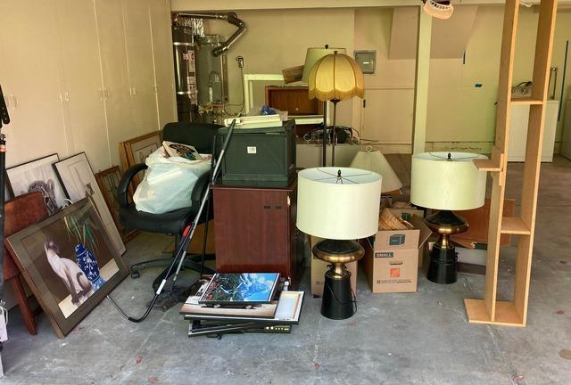 Garage Cleanout in Cupertino, CA