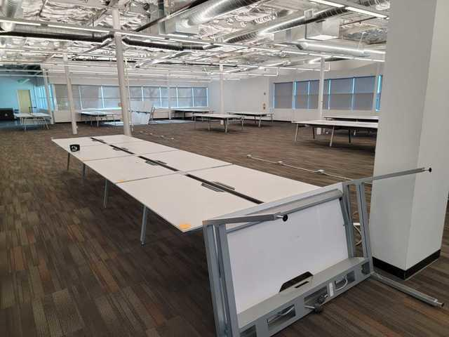 Large Office Cleanout in Menlo Park, CA