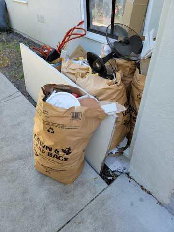 Post Construction Cleanup in Mountain View California