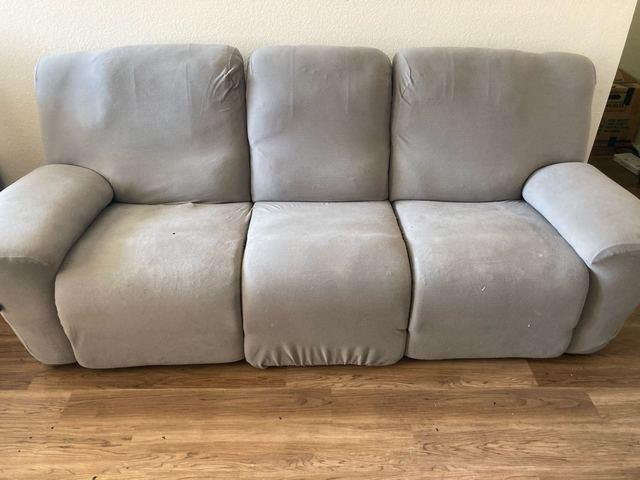 3 seater couch removal in Sunnyvale, Ca