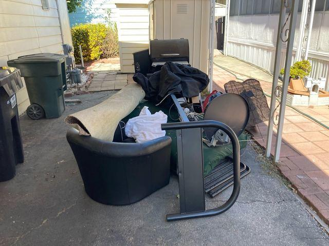 Appliance and Furniture Removal Services in Sunnyvale, CA