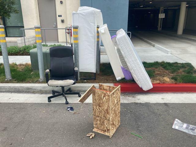 Mattress removal services in San Jose, CA