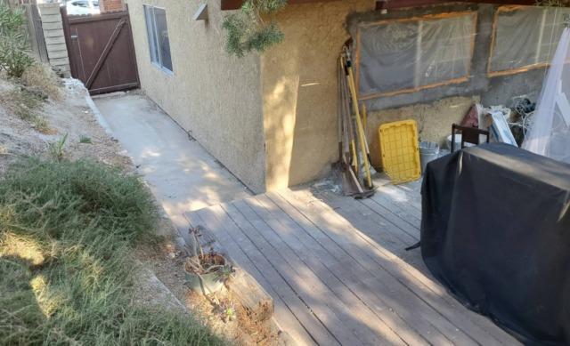 Renovation clean up - Santa Clarita, CA
