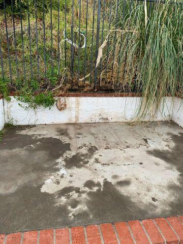 Backyard Clean Up - Canyon Country, CA