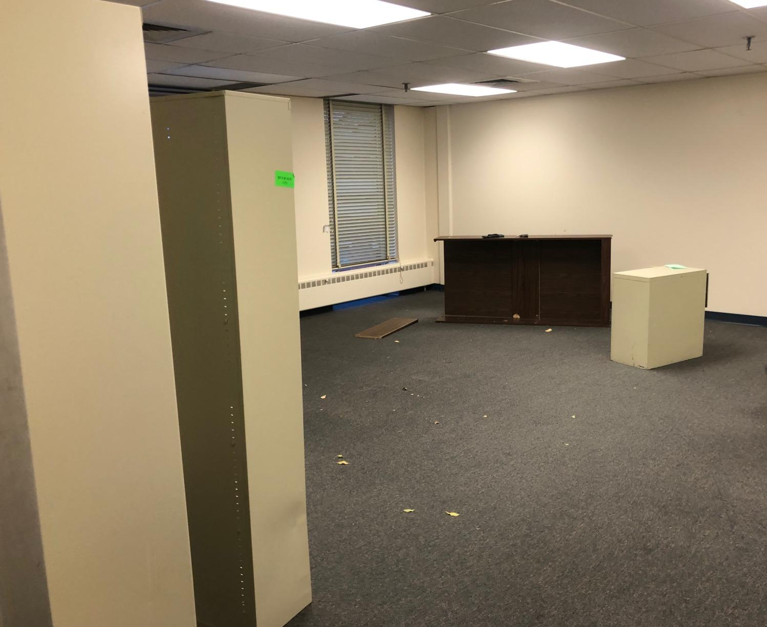 Office Items Find New Life Middletown, CT - Before Photo