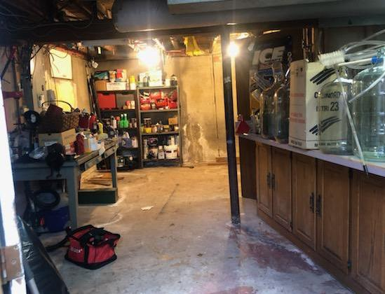 Basement Cleanout in Plantsville, CT - After Photo