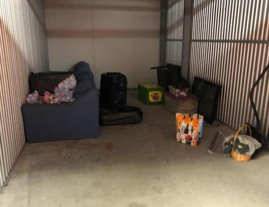 Cleaning Out a Storage Unit in West Hartford, CT