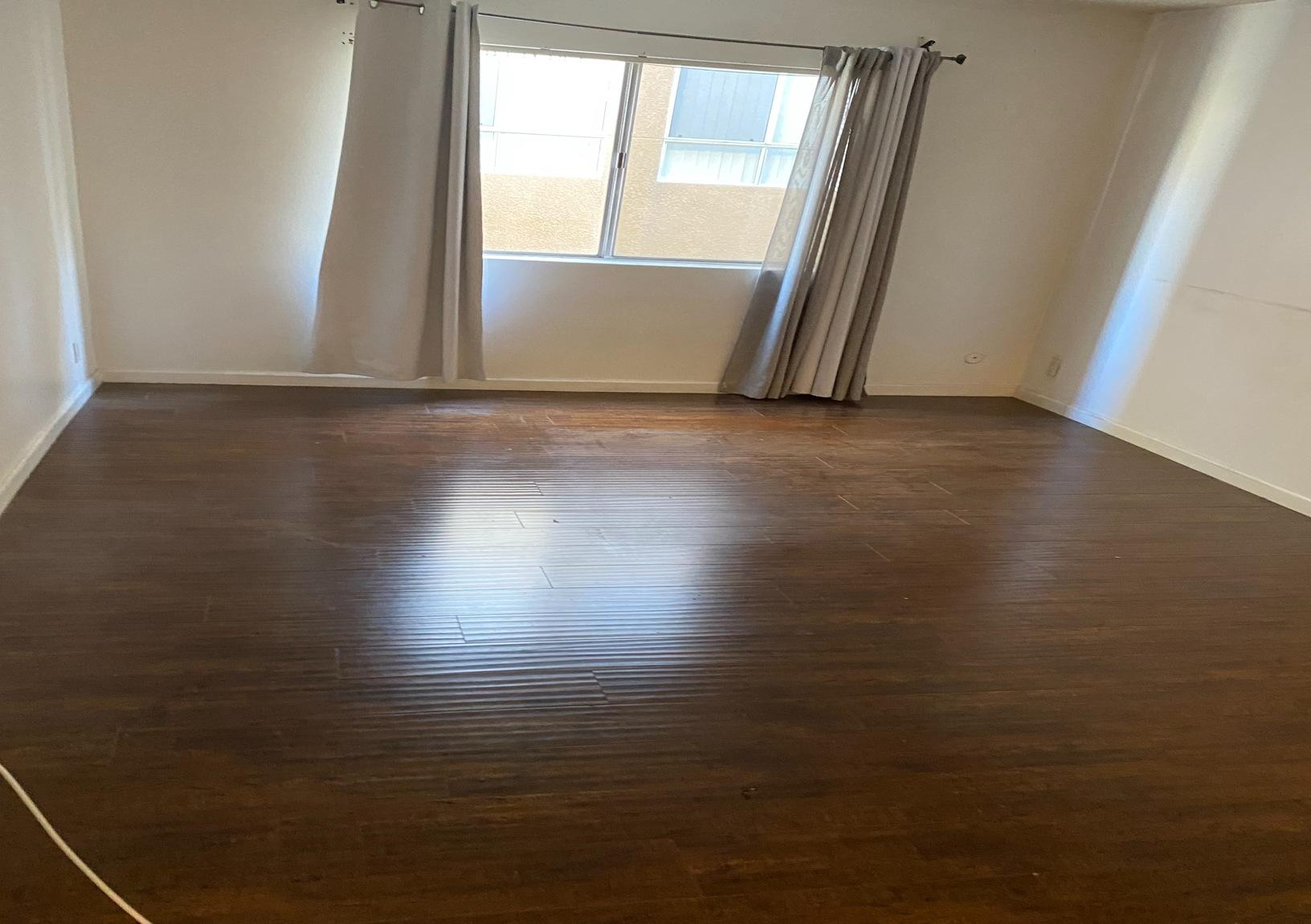 Apartment clean out services Los Angeles, CA - After Photo