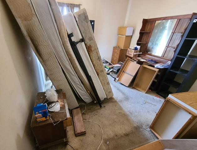 Culver City, CA Hoarder apartment cleanout