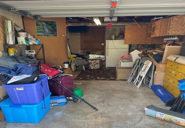 Garage Declutter Project in Westchester - Los Angeles, CA