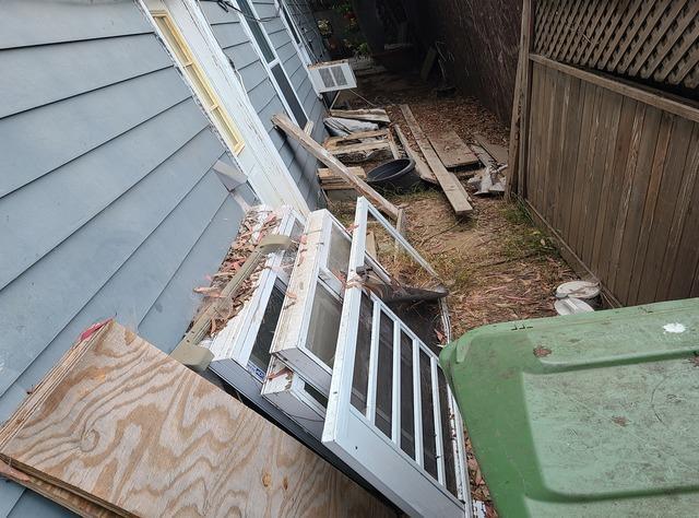 Removing Yard Debris in Los Angeles, CA